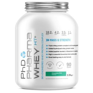 PhD Nutrition Pharma Whey HT Review